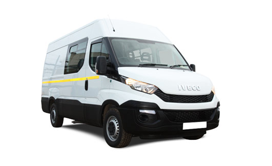 Welfare Van / Messing Unit